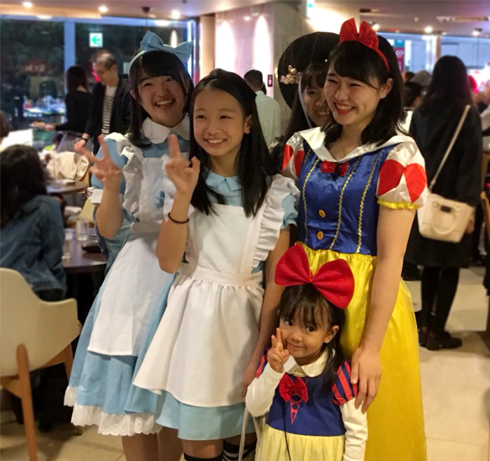 サンモリッツ栄中日ビル コンサート ハロウィン